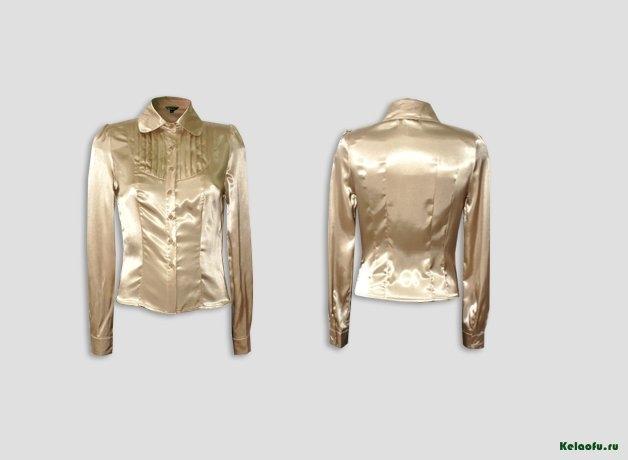 Блуза золотая. Артикул 74073