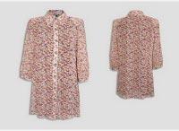 Блуза с цветами. Артикул 84609